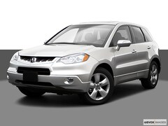 Chicago Used 2009 Acura RDX All-wheel Drive P4208 dealer - inventory