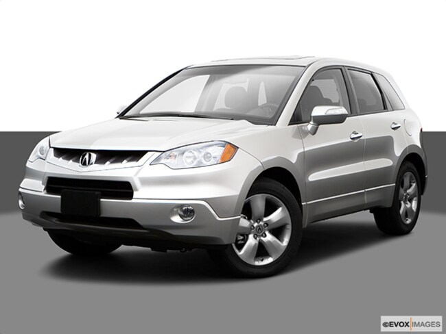 Used 2009 Acura RDX AWD For Sale Chicago, IL