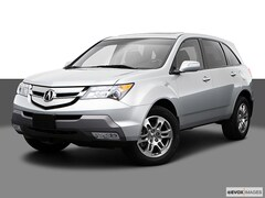 2009 Acura MDX 3.7L Technology Package SUV Barrington Illinois