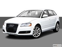 Pre-Owned 2009 Audi A3 2.0T Hatchback in Iowa City, OA