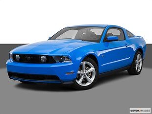 2010 Ford Mustang GT 2dr Car