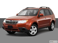 2010 Subaru Forester 2.5X Premium All-wheel Drive
