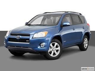 2009 Toyota RAV4 Ltd 4WD  4-cyl 4-Spd AT Ltd