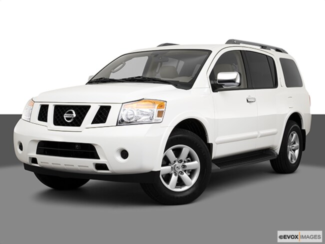 Used 2010 Nissan Armada For Sale Tyler Tx