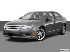 Bargain Used 2010 Ford Fusion Sedan for sale in Austinburg OH