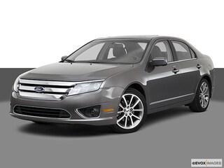 2010 Ford Fusion SEL Sedan
