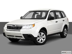 Used 2010 Subaru Forester 2.5X SUV 19493A in Potsdam