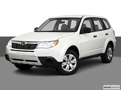 2010 Subaru Forester 2.5X SUV