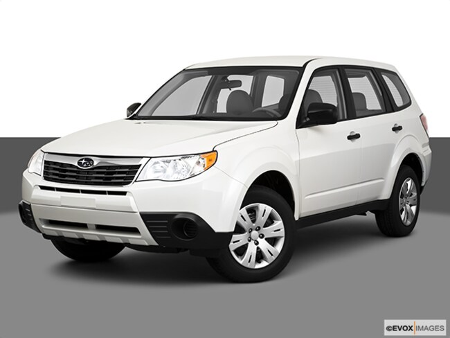 Used 2010 Subaru Forester 2.5X | For Sale in Kingston NY ...