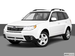 2010 Subaru Forester 2.5X Limited Sport Utility