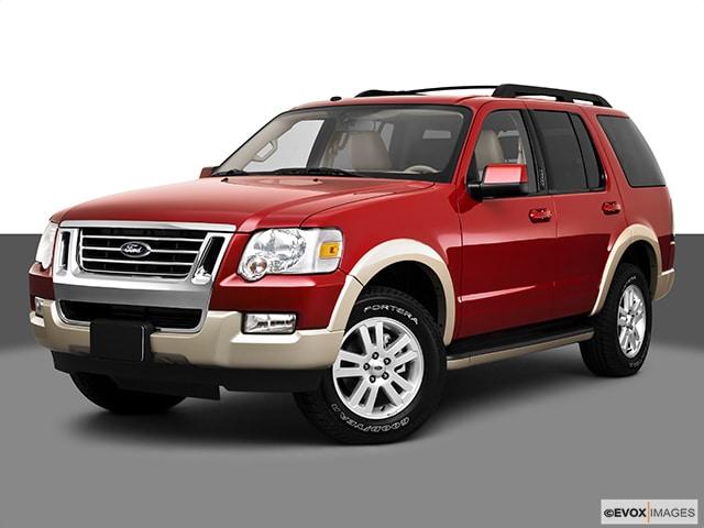 2010 Ford Explorer Eddie Bauer SUV