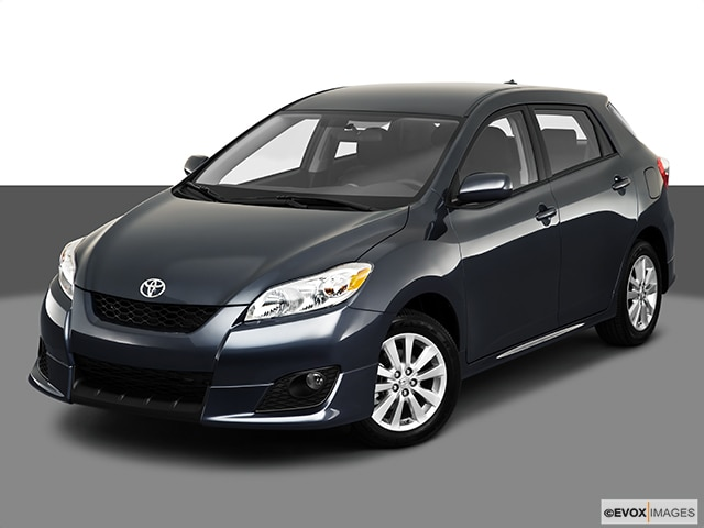 Compare 2012 toyota matrix