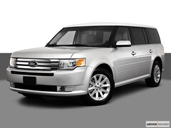 Used 2010 Ford Flex SEL SUV for sale at Dick Scott Automotive Group