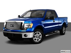 2010 Ford F-150 4WD 4x4 FX4  SuperCab Styleside 6.5 ft. SB