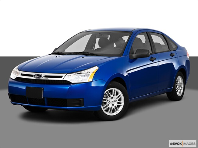 Used 2010 Ford Focus SE Sedan For Sale in Johnstown, PA