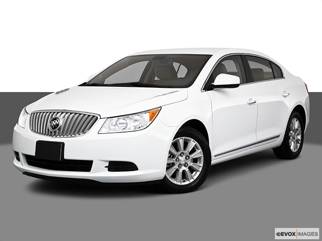 2010 Buick LaCrosse CX Sedan