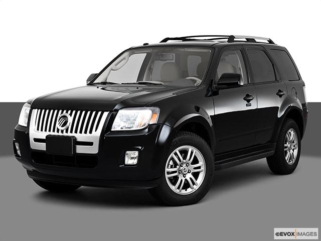 2010 Mercury Mariner Premier SUV
