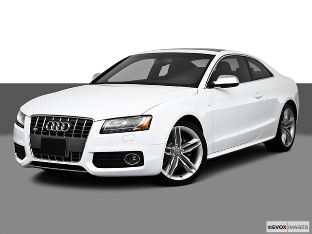 2010 Audi S5 Coupe