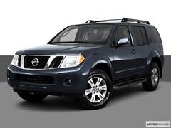 2010 Nissan Pathfinder S SUV