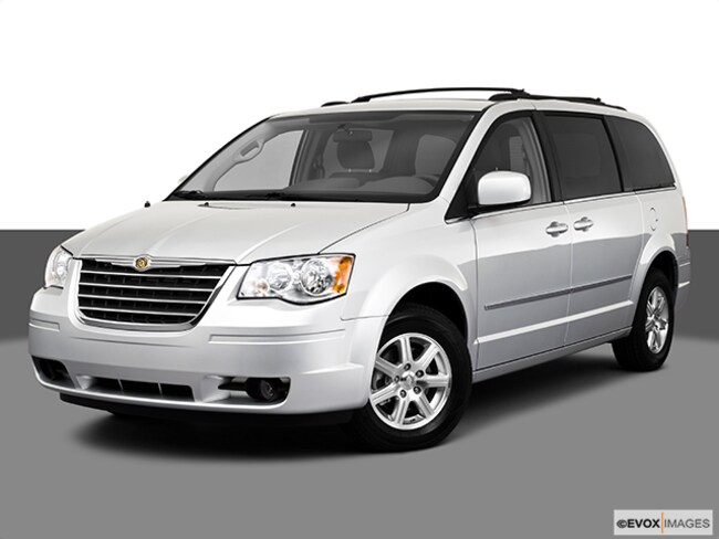 Used 2010 Chrysler Town AND Country Touring Plus Passenger Van for sale in Whitehall WV