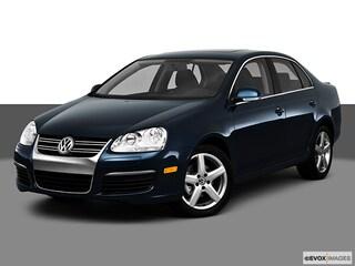 2010 Volkswagen Jetta Limited Edition w/PZEV Sedan