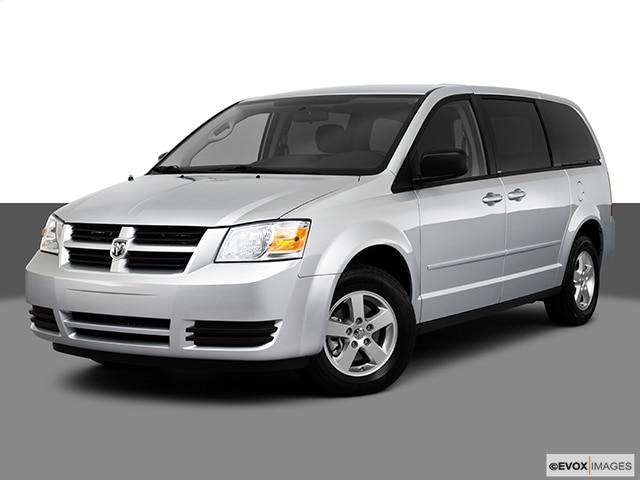 2010 Dodge Grand Caravan SE Passenger Van