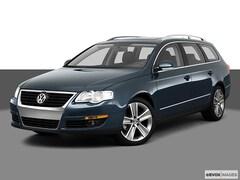 2010 Volkswagen Passat Komfort Wagon