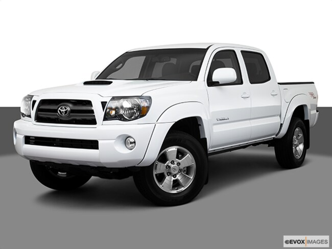 2010 Toyota Tacoma PreRunner V6 Truck Double Cab