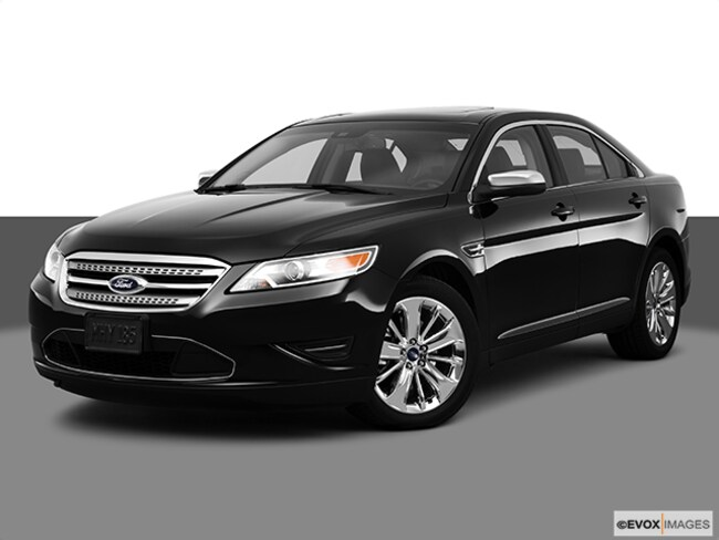 2010 Ford Taurus 4dr Sdn Limited FWD Car