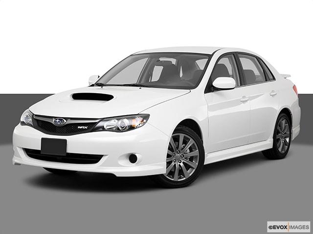 2010 Subaru Impreza WRX 4dr Sedan