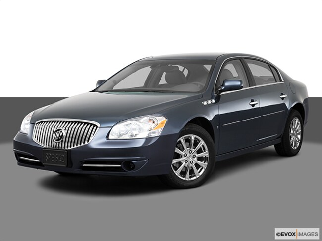 Used 2010 Buick Lucerne CX Sedan in Mifflintown, Carlisle, Selinsgrove, Williamsport PA