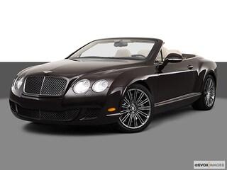2010 Bentley Continental GT Speed Convertible