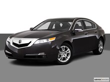 2010 Acura TL 3.5 w/Technology Package Sedan