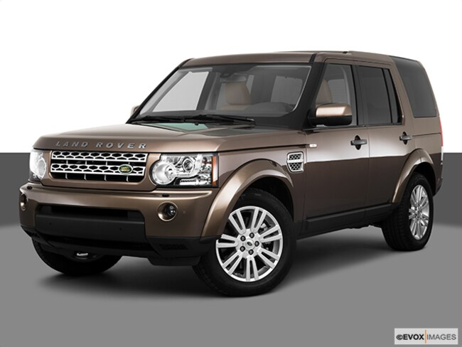 Certified Pre-Owned 2010 Land Rover LR4 V8 SUV in Bedford, NH