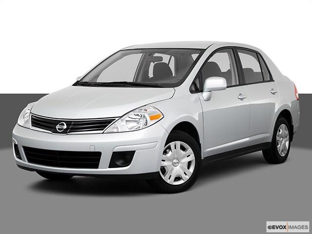 2010 Nissan Versa Sedan