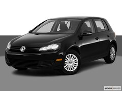 2010 Volkswagen Golf 4-Door w/PZEV Hatchback