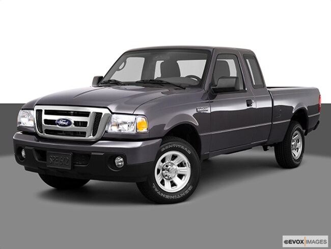 2010 Ford Ranger PICKUP