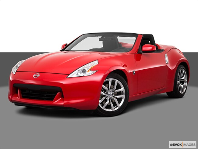Used 2010 Nissan 370z For Sale Roswell Nm