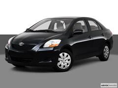 2010 Toyota Yaris Sedan