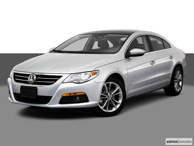 2010 Volkswagen CC Sedan