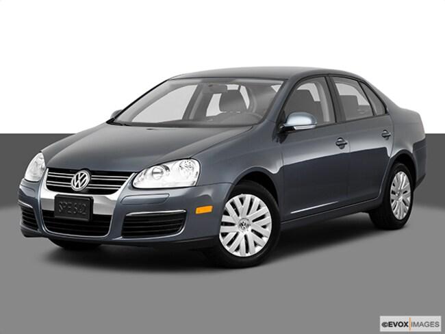 2010 Volkswagen Jetta S Sedan