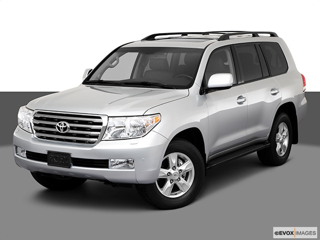 Compare 2012 toyota land-cruiser