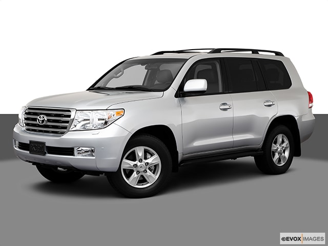 2012 Toyota Land Cruiser Of Omaha