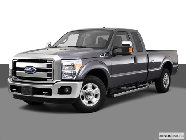 2011 Ford Super Duty F-25 XLT