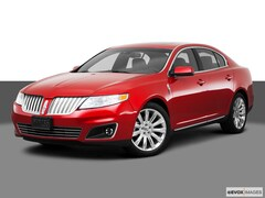 2011 Lincoln MKS Sedan