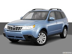 2011 Subaru Forester 2.5X Premium Auto 2.5X Premium w/All-Weather Pkg