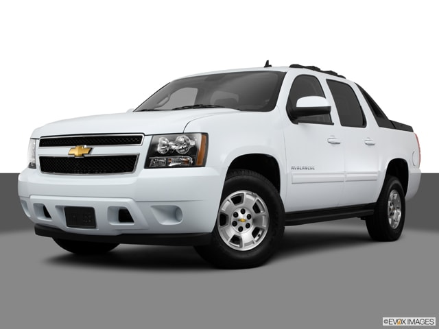 2012 Chevrolet Avalanche of Arlington
