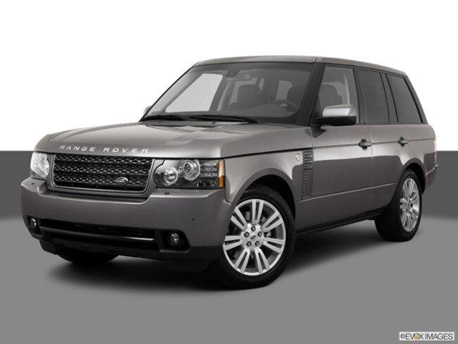 2011 Land Rover Range Rover 4WD 4dr HSE LUX Sport Utility