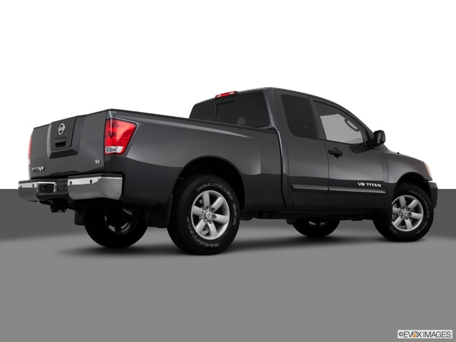2012 Nissan Titan  of TX