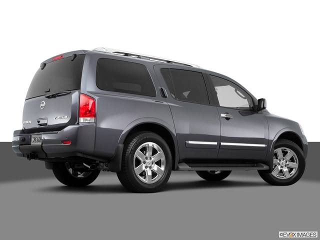 2012 Nissan Armada of GA